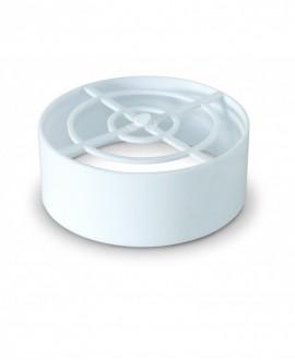 Deflector de nylon para aspiración de 80 mm.