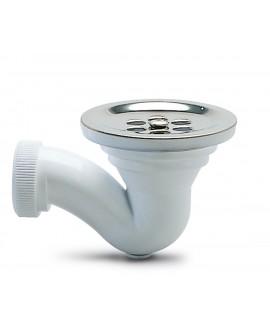 """Válvula sifónica para ducha de 115 mm. 1 1/2"""""""