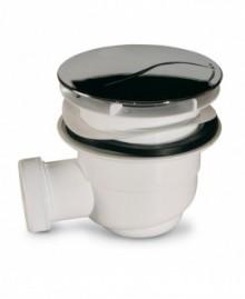 """Válvula registrable para ducha de 115 mm. 1 1/2"""" - 1"""
