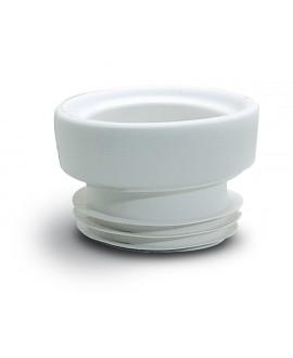 Manguito elástico concéntrico para inodoro 96/114 mm.