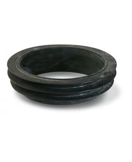 Junta de goma para manguito de inodoro 90/110 mm.