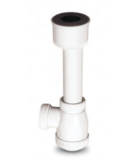 """Sifón para urinario de 1 1/2"""" 40 mm."""