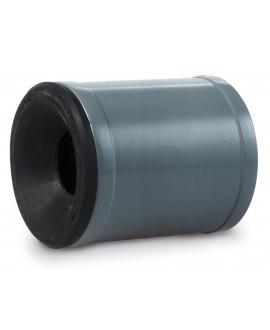 Enlace de union para tubo de plomo de 25 mm. a pvc hembra de 40 mm.