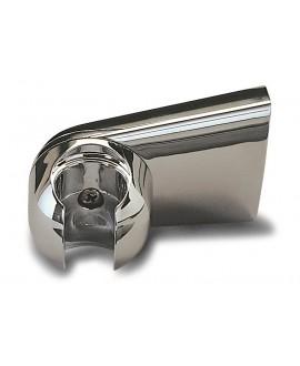 Soporte universal para ducha en abs cromado
