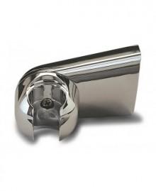 Soporte universal para ducha en abs cromado - 1