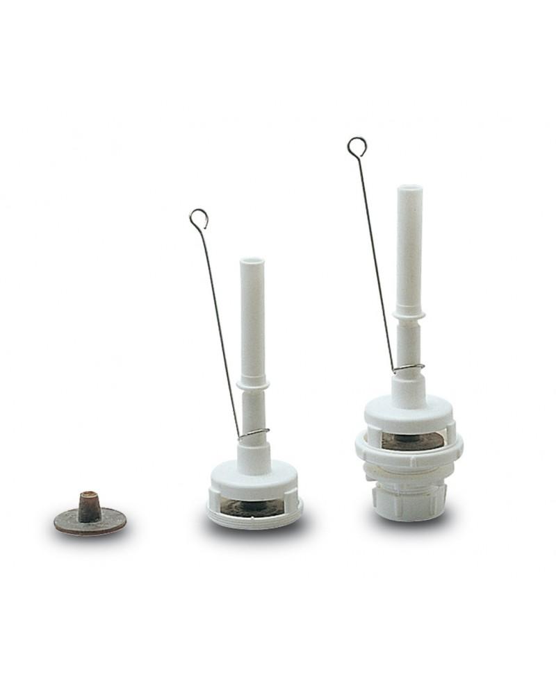 Descargador para cisterna alta de inodoro - 1