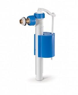 """Grifo flotador silencioso y regulable para inodoro de entrada lateral de 3/8"""""""