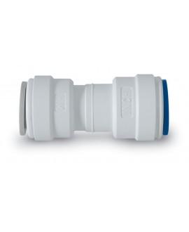 Manguito para tubo de cobre o polibutileno de 15 mm. X 16 mm.