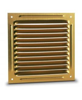 Rejilla plana para ventilación
