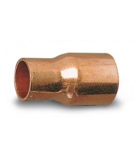 Manguito reducido de cobre 243cu macho - hembra