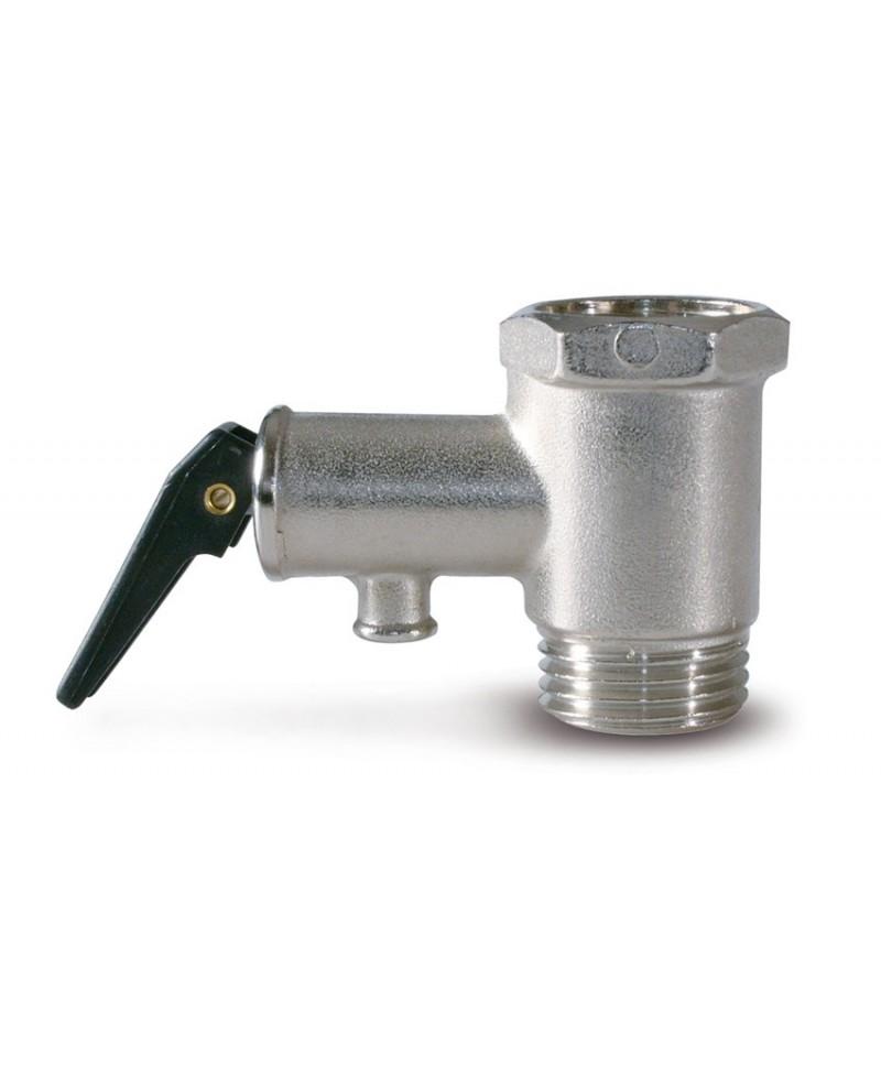 Válvula de seguridad con purgador para termos - 2
