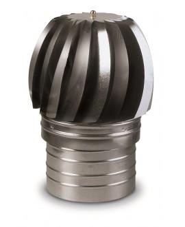 Deflector eólico en chapa