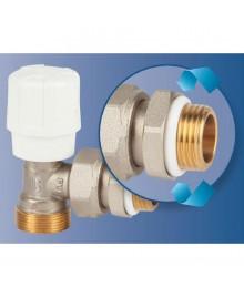 Válvula termostática de radiador para tubo multicapa - 3
