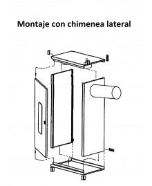 Armario universal para caldera de 100 x 55 x 44 cm. - 3