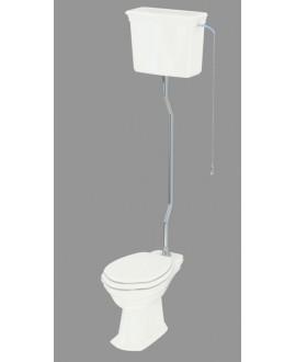 Descargador para cisterna alta de inodoro