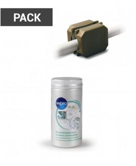 Pack antical y descalcificador